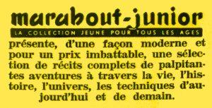 """4ème de couverture avec""""Junior"""" en noir"""