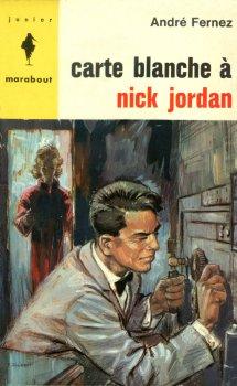 Carte blanche à Nick Jordan