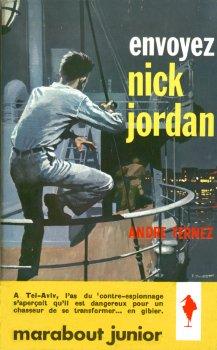Envoyez Nick Jordan