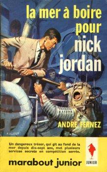 La mer à boire pour Nick Jordan