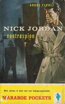 Nick Jordan contraspion