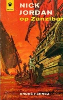 Nick Jordan op Zanzibar